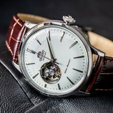 Automatic watch. ORIENT RA-AG0002S10B. Bambino Open Heart. New!
