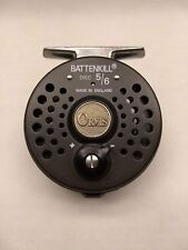 Orvis Battenkill Disc 5/6 Fly Reel, Mint Condition
