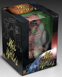Pegasus Hobby 9908 1:8 War of the Worlds Martian Figure Assembled