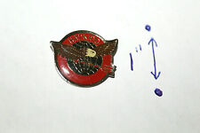 HAPKIDO WORLD EAGLE Hat Lapel Pin NEW UNUSED Martial Arts Symbol