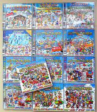 CD SAMMLUNG FETENKULT HÜTTENZAUBER 2000-2012 ANDREA BERG apres ski hits (2015)