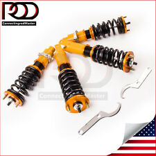 For Honda Acura Civic 92-95 Integra 94–01 Adjustable Coilovers Coil Shocks Sales