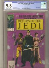 Return of the Jedi #1-4 HIGH GRADE SET CGC 9.8 and CGC 9.6