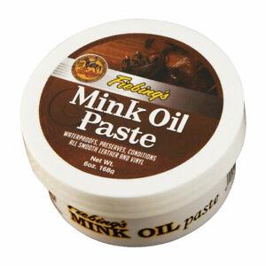 Fiebing's 6 oz. Mink Oil Paste 03040
