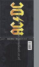 CD--AC /DC -- BLACK ICE --