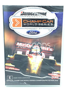 Champ Car World Series- Official Championship Review 2006 All Regions