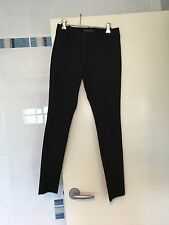 Ladies Cue Black Skinny Leg Pant – Size 6 - only worn twice (please read descipt
