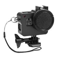 GoPro Hero 7 6 2018 Camera Aluminum Alloy Protective Case Housing Frame UV Lens