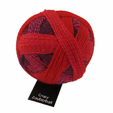 Crazy Magic Ball 100g Schoppel Color 2095 Indian Rosawolle Sock Yarn