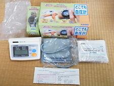 Casio BP-1 Watch (New) + Blood Pressure Heart Pulse Monitor Super Rare