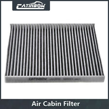 CARBONIZED CABIN AIR FILTER for CHEVY COBALT HHR PONTIAC G5 PURSUIT SATURN ION #