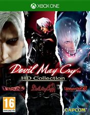 Microsoft Xbox One Devil May Cry HD Collection Capcom Video Game