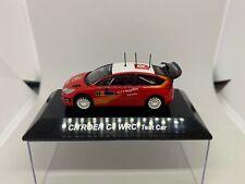 CMS 1:64 Citroen C4 WRC Test Car