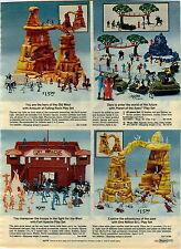 1975 ADVERTISEMENT Dolls Bert Ernie One Million B C Pillsbury Dough Boy Grover