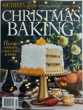 Southern Lady Christmas Baking 2017 Classic Cookies Cakes Pies FREE SHIPPING sb