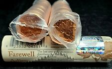 Canada 2012 Farewell to the Penny Hologram #16220 & Mag + Nonmag. Mint Rolls!!