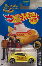 Hot Wheels a medida VOLKSWAGEN ESCARABAJO THE BEATLES YELLOW SUBMARINE Limitado