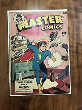 MASTER COMICS #61 - Jr's 1st Meeting with Uncle Marvel - VG 4.0 - J/D