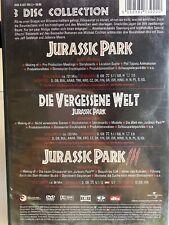 Jurassic Park - Trilogie (3 DVDs) Jurassic Park, Die Vergessene Welt, Jurassic 3