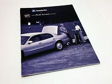 1999 Buick Park Avenue Accessories Brochure USA