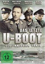 DVD *  DAS LETZTE U-BOOT - GEHEIMMISSION TOKIO  # NEU OVP &