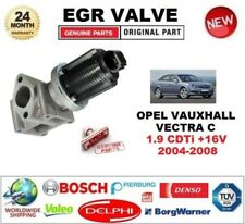 FOR OPEL VAUXHALL VECTRA C 1.9 CDTi +16V 2004-2008 EGR VALVE 2 PIN with GASKETS