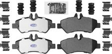 Disc Brake Pad Set-Heavy Duty Disc Brake Pad Rear Magneti Marelli 1AMVF21317