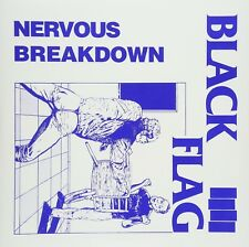 BLACK FLAG - NERVOUS BREAKDOWN  VINYL EP NEU