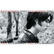 Rufus Wainwright Poses (2001) [CD]