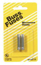 Bussmann BP/ABC-20 Microwave Oven Fuse, 20 Amp, Card 2