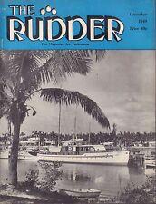 The Rudder December 1949 Cruising The South of Cuba 042917nonDBE