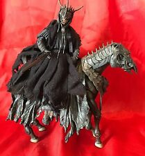 "Lord Of The Rings Figure Mouth Of Sauron & Horse 7"" Figure - VGC - Rare!!"