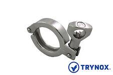Tri Clamp 5'' Heavy Duty Sanitary Stainless Steel 304 Trynox