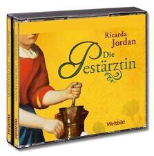 Ricarda Jordan Die Pestärztin (gelesen von Dana Geissler, 6 CDs) [xCD-Set]