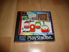 SOUTH PARK DE ACCLAIM PARA LA SONY PLAY STATION 1 PS1 NUEVO PRECINTADO
