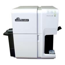 SwiftColor SCC-4000D Inkjet Oversized ID Card Printer