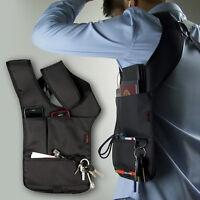 Neu Body Bag Herren Brusttasche Schultertasche Umhängetasche