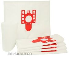 5 x Miele S356I S384 S4441 S500I S370 S388 S4510 S501 FJM Dust Bags & Filter