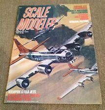 SCALE MODELER magazine, vol. 7 No. 2 February 1972