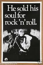 Phantom of the Paradise Vintage Original Ultra Rare Rolled 1974 Movie Poster