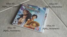 1 One Piece Romance Dawn Limited Collector's Edition Nintendo 3DS NEW Sealed