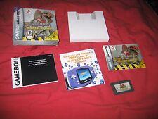 Nintendo Gameboy Advance Jurassic Park III 3 Island Attack Complete Game Boy