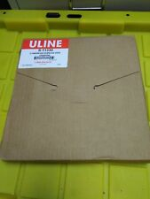 """U-LINE S-11330 STAINLESS STEEL STRAPPING  3/4""""  x .030 x 100'"""