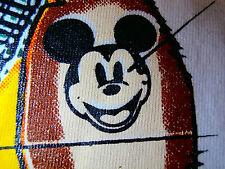 VTG NWT 96 BALI BODYGUARD SGT KAOS T-SHIRT Kuta DS Mens XXL 2XL Mickey Mouse
