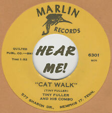 ROCKABILLY/INSTRO REPRO: FULLER TODD - Cat Walk/Shock MARLIN