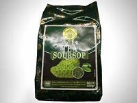 Mlesna Natural Flavored Soursop Ceylon Green Tea 500g (17.63 oz) x 02 Packs