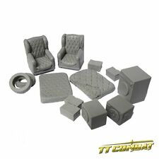 TTCombat (DCSRA007) Back Alley Accessories 3, great for Batman