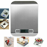 LCD Digital Electronic Balance Scale 1 5000g Food Weight Postal Scales