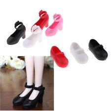7 paia 1/6 Scarpe con tacco alto per bambole Blythe per scarpe Licca Momoko