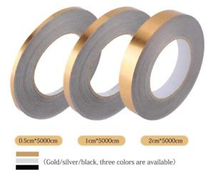50m Tile Decoration Line Sticker Tape Seam Line Floor Self-Adhesive Foil Tape
